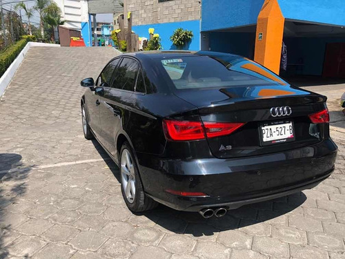 audi a3 2016 1.4 sedán attraction at