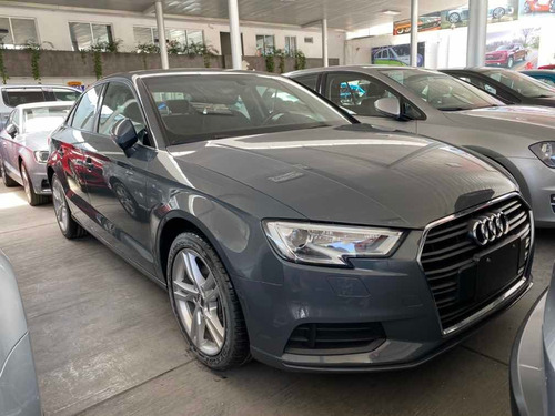 audi a3 2017 1.4 sedán dynamic at dsg