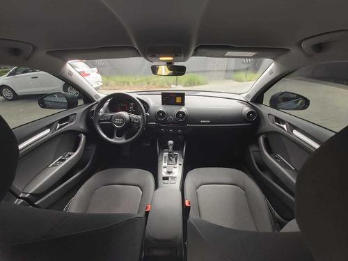 audi a3 - 2017/2018 1.4 tfsi sedan attraction 16v flex...