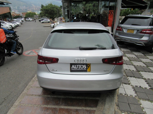 audi a3 at sec cc1200 turbo