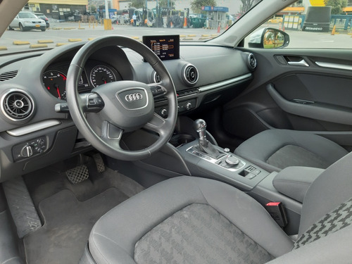 audi a3 attraction 1.2 automático biturbo s-line