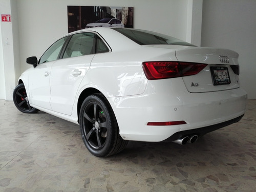 audi a3 attraction tsi 1.4l 150hp 4cil transmision s tronic