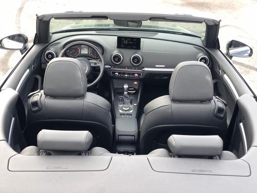 audi a3 cabriolet 1.8 tfsi ambition s-tronic 2p