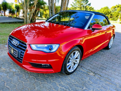audi  a3 cabriolet  2015  1.8 tfsi ambition s-tronic 2p