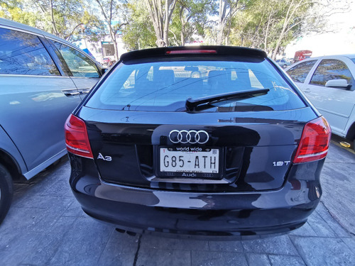 audi a3 hb attraction special edition 1.8 2012