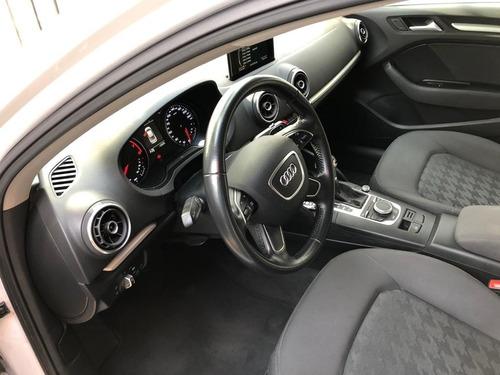 audi a3 sedan 1.4 tfsi at stronic - 2016 - 80.000km único!