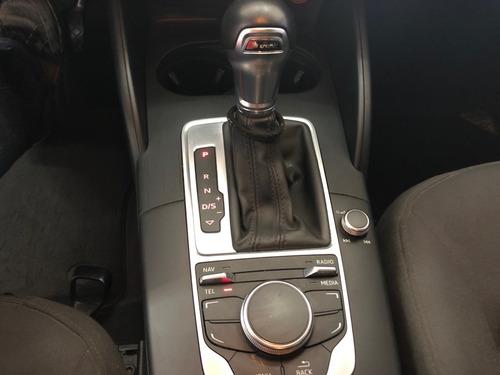 audi a3 sedan 1.4 tfsi attraction s tronic 2016