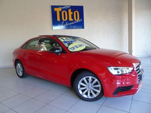 audi a3 sedan  1.4 tfsi attraction s tronic gasolina automá