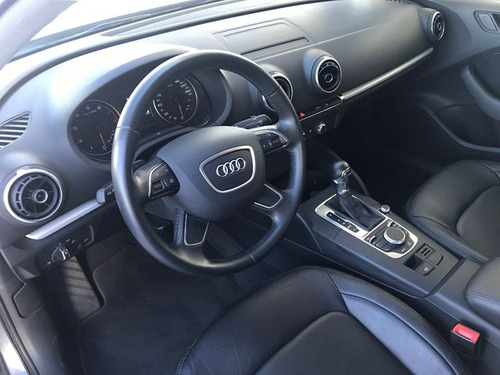audi a3 sedan 1.4 tfsi s tronic attraction