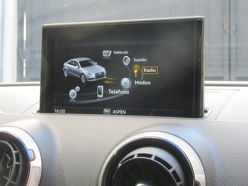 audi a3 sedan 1.4tfsi 150cv s tronic  linea nueva - carhaus