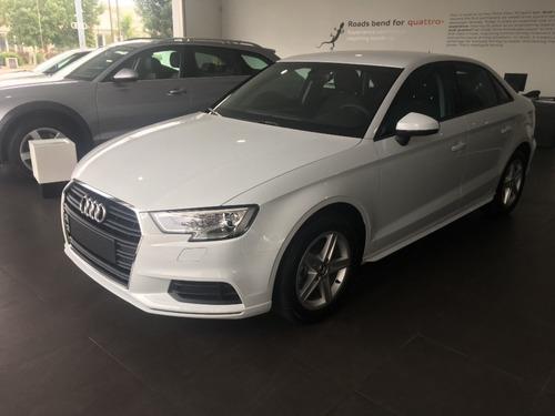 audi a3 sedan 1.4tfsi stronic 0km 2018 blanco automatico