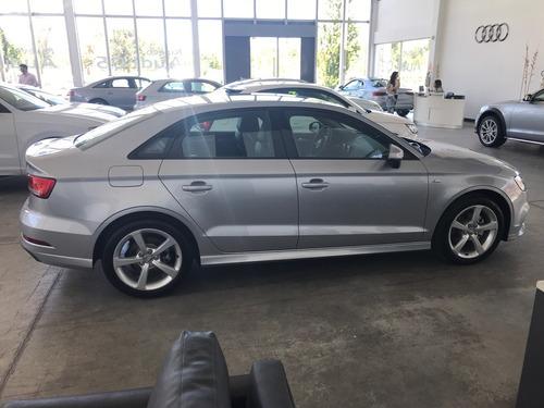 audi a3 sedan 1.4tfsi stronic 0km nuevo 2018 automatic sline