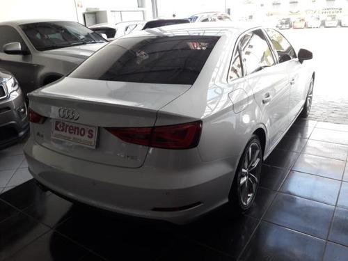 audi a3 sedan  1.8 tfsi ambition s tronic gasolina automáti