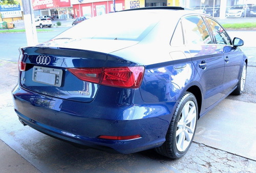 audi a3 sedan 1.8 tfsi s-tronic 5p 2015
