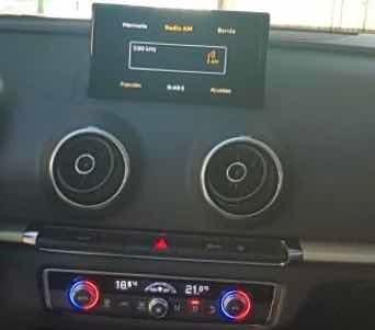 audi a3 sedan 1.8t stronic