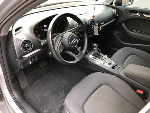 audi a3 sedan 2.0 lts dinamyc 2017
