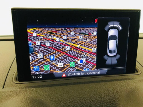 audi a3 sedan 2.0 tfsi 190 cv stronic 2019 usado sline eb