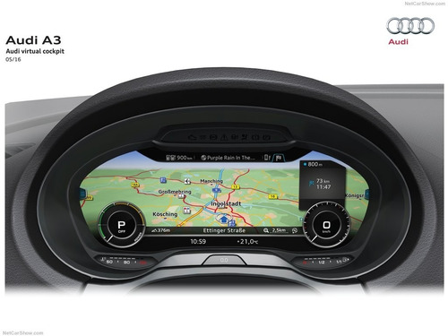 audi a3 sedan 2.0 tfsi stronic (190 cv)