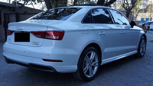 audi a3 sedan 2.0 tfsi stronic 2018 11.000 kms