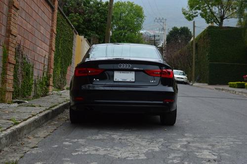 audi a3 sedan 2016 ambiente automático 83,000 km