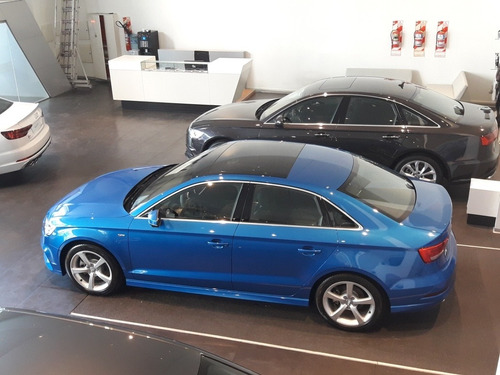 audi a3 sedan 40 tfsi s line s troonic 2.0t 190 hp ::