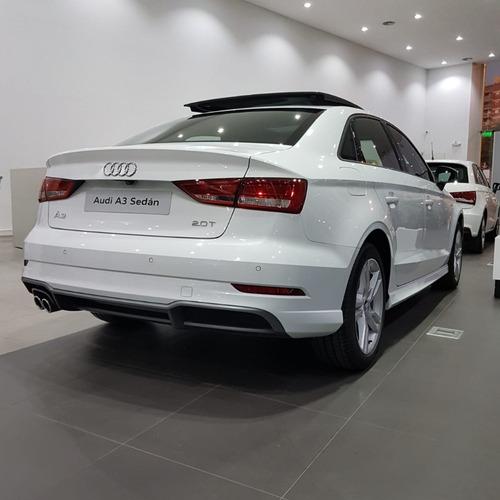 audi a3 sedan 40 tfsi s-tronic 2020 marrocchi exclusivos