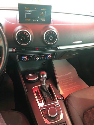 audi a3 sedan ambiente 1.8t auto s tronic 2016 credito finan