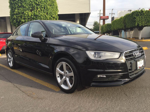 audi a3 sedán ambiente stronic 2016 1.8t