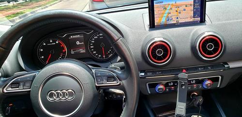 audi a3 sedan ambition 1.8 turbo - mod alemão - tudo em led