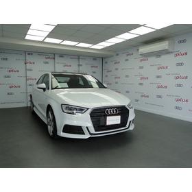 Audi A3 Sedán Sline 2019