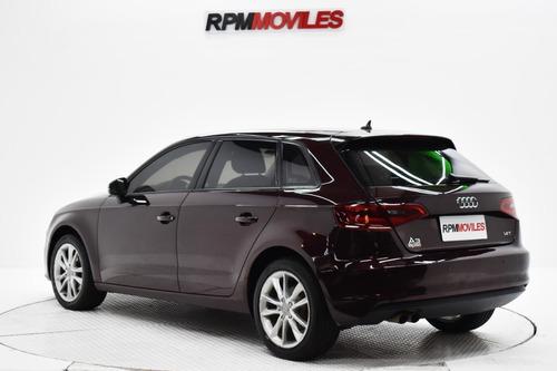 audi a3 sportback 1.4 t at 5p 2013 rpm moviles
