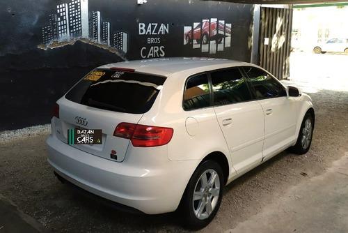audi a3 sportback 1.4 t fsi stronic modelo 2012