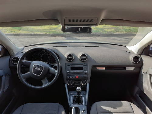 audi a3 sportback 1.6 tomo auto o moto financio c/dni