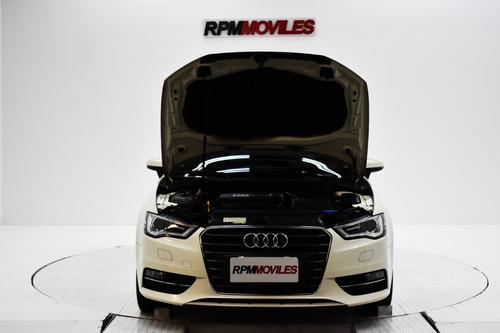 audi a3 sportback 1.8 tfsi at 2013 rpm moviles