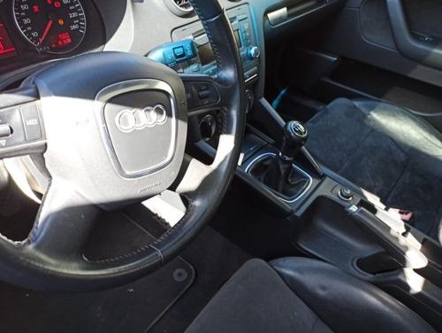 audi a3 sportback 2007 unidad dada de baja.
