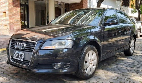 audi a3 sportback 2008 1,6 99.300 kms - impecable