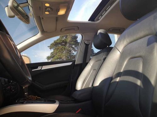 audi a4 1.8 2012 turbo luxury (versión más top)