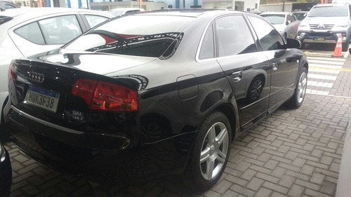 audi a4 1.8 exclusive turbo multitronic 4p 2005