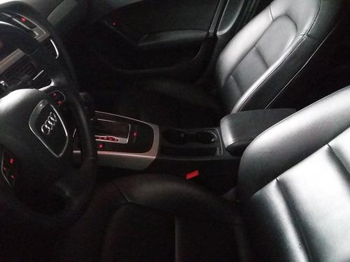 audi a4 1.8 multitronic 160 cv 2011 con cuero, automático