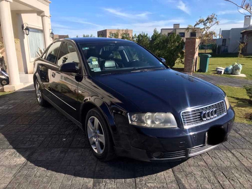 audi a4 1.8 t multitronic luxury 2001