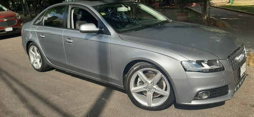 audi a4 1.8 t trendy plus multitronic cvt 2011
