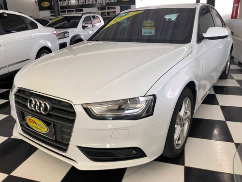 audi a4 1.8 tfsi attraction gasolina 4p multitronic