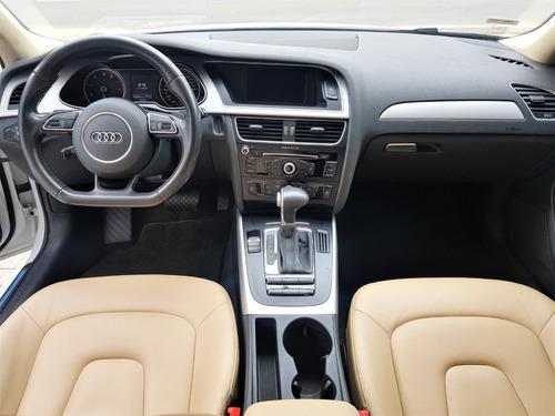 audi a4 1.8 tfsi attraction gasolina 4p multitronic aut