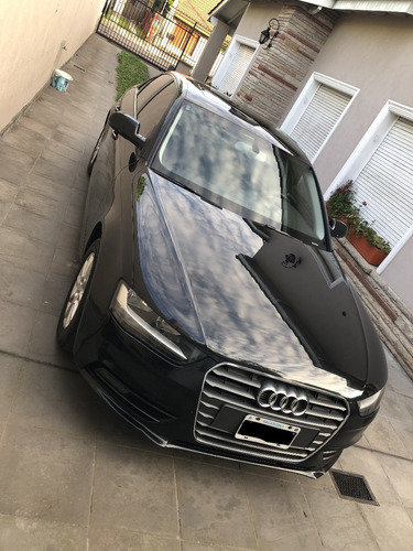 audi a4 1.8 tfsi attraction - negro