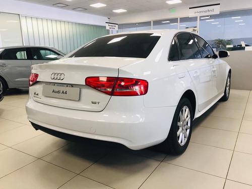 audi a4 1.8 tfsi attraction tiptronic usado 2014 2015 eb