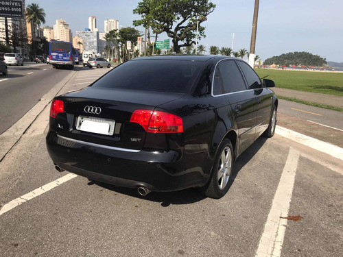 audi a4 1.8 turbo multitronic 4p 2007