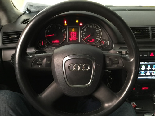 audi a4 1.8 turbo  multitronic 4p novo novo