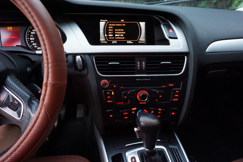 audi a4, 1,8 turbofsi, automatic, 2009