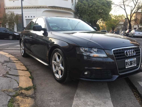 audi a4 2.0 ambition tfsi 211cv multitronic 2011