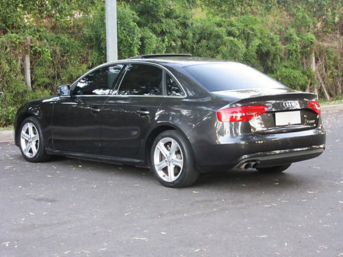 audi a4 2.0 ambition tfsi multitronic 2014